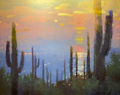 Sold Artwork - AZ Haze