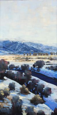 Originals 2017 - Quiet Snow 48x24