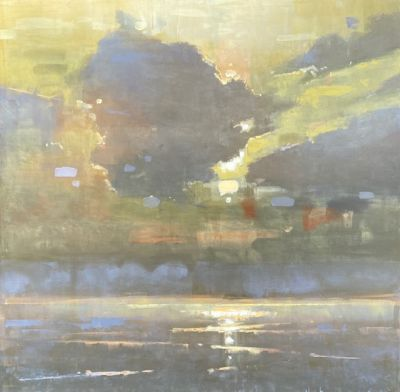 Sold Artwork - The Traveler 36x36