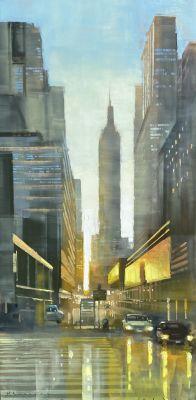 Sold Artwork - Yellow Brick Road