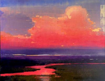 Sold Artwork - Red River