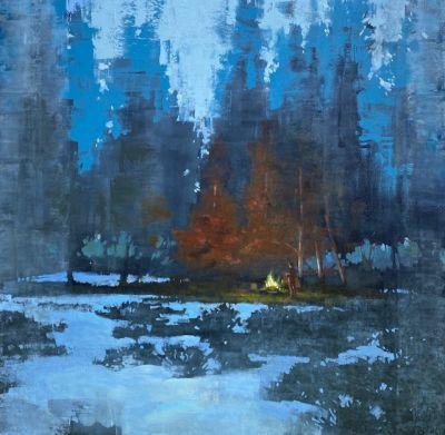 Sold Artwork - Man Vs World