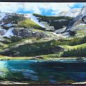 Originals 2017 - Mountain Lake 36x48