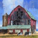 Sold Artwork - The Old Dairy